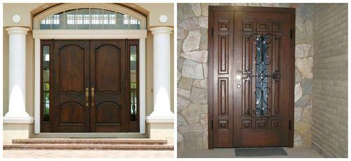 Двери по индивидуальным размерам: плюсы и минусы