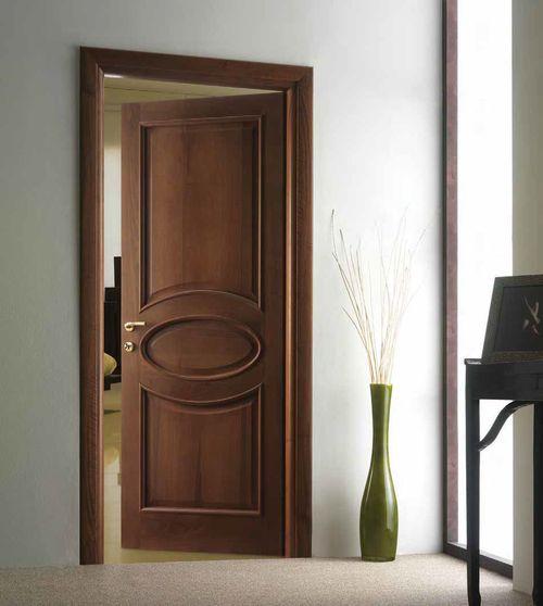 Дверь Юкка в интерьере