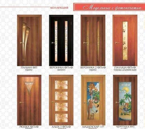 Обзор моделей межкомнатных дверей Омис