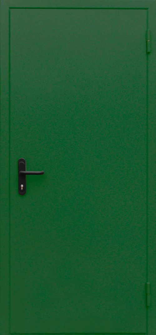Надежная дверь противопожарная