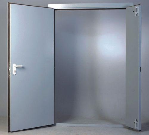 Виды и характеристики однопольных дверей
