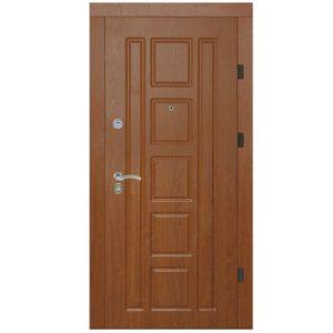 МДФ отделка входной двери