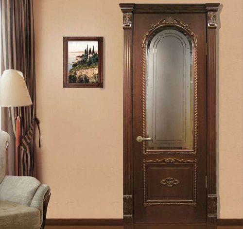 Классический стиль двери