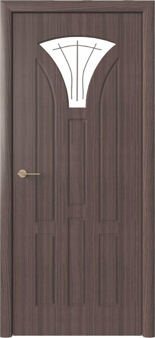 Стильный дизайн двери
