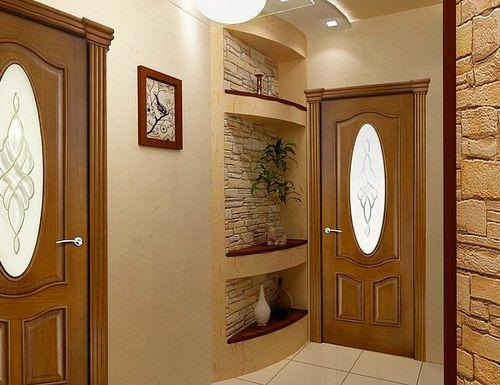 Красивый дизайн дверей - уют в интерьере