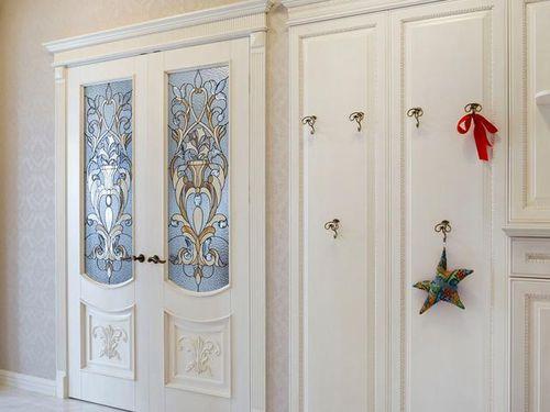 Двери Тиффани