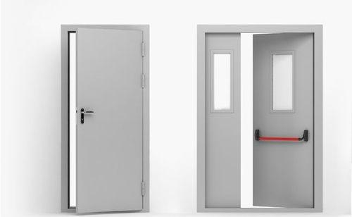 Технические характеристики противопожарной двери EI 60