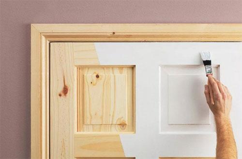 Способы восстановления дверей из разных материалов