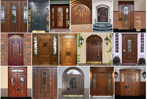 Как выбрать парадные двери для загородного дома