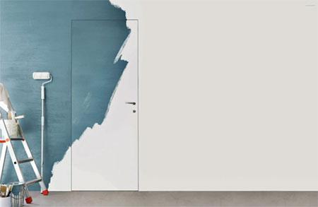 Чем же хороши двери скрытого монтажа